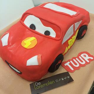 Cars - Cake by Marc De Kock