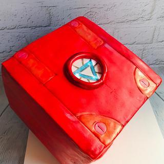 Iron Man Cube