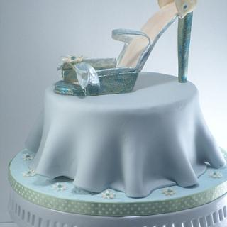 Princess Tiana's Shoe