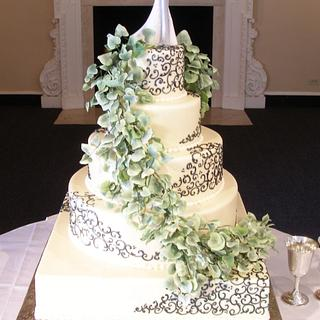 Ivy - Cake by PDCpastry