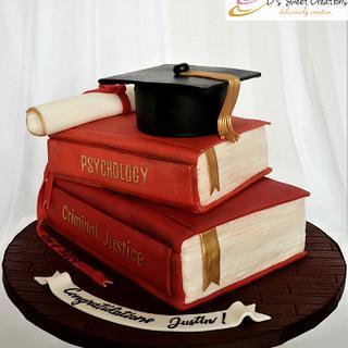 Graduation Cake!!!📚🎓📚