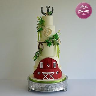J&J Canadian Dream - Cake by Studio53