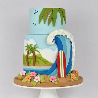 Hawaiian Summer Cake