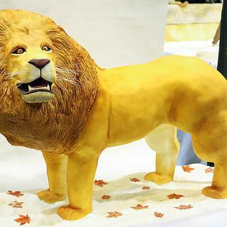 Aslan - Lion from Narnia