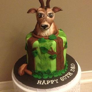 Hunters Cake
