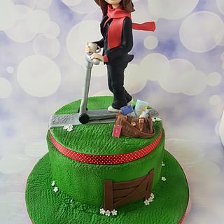 Good luck cake