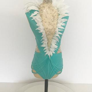 Dance costume  - Cake by Urszula Maczka