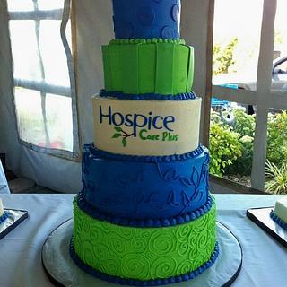 BIG CAKE for Hospice