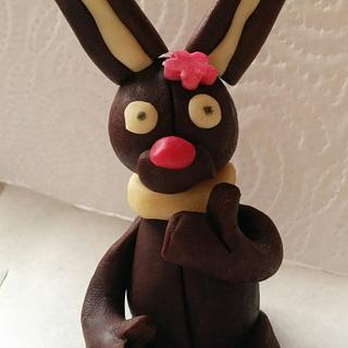 Modelling Chocolate Rabbit