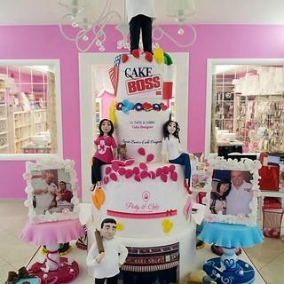 Tremendous Cake Boss 33 Cakes Cakesdecor Personalised Birthday Cards Paralily Jamesorg