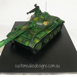 Chinese Army Tank