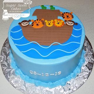 Noah's Ark Baptism