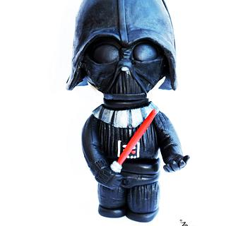 Darth Vader - The Bakers Strike Back