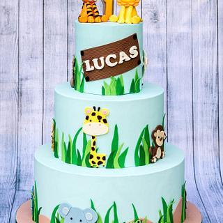 Jungle for Lucas