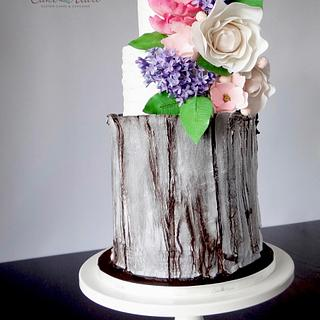 Country Chic - Cake by Cake Heart