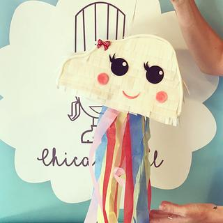 Nube Cake - Cake by Chica PAstel