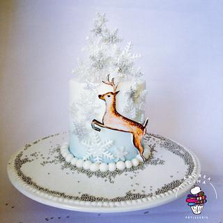 Reno  - Cake by Andrea Cima