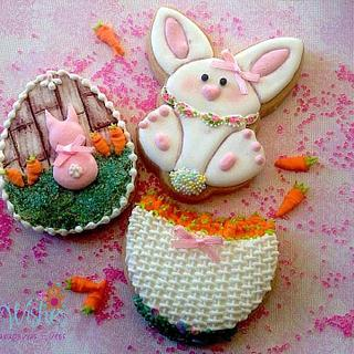 Easter collaboration.