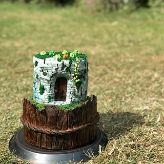 Greenway - Cake by Saniya Khan Sarguru