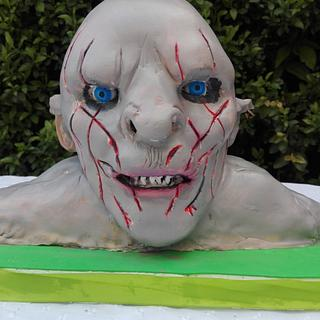 Azog - Cake by Sabrina