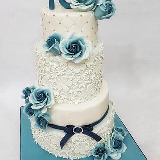 Carola cake - Cake by Sabrina Di Clemente