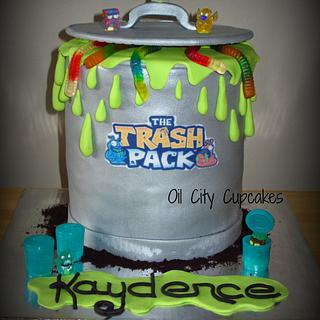 Trash Pack - Cake by Sharon