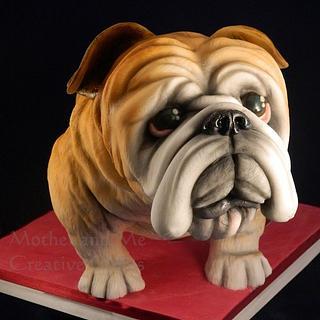 British Bulldog 3-D
