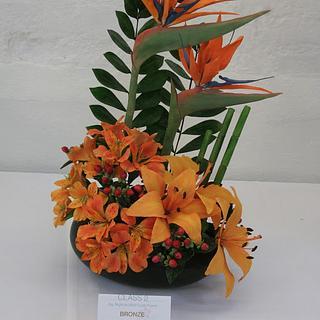 Floral arrangement 2016