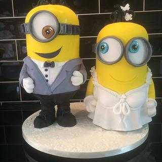 Minions Wedding