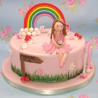 Fair cake - Cake by That Cake Lady