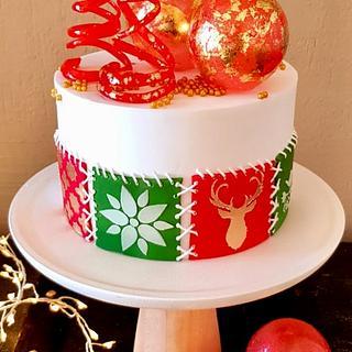 Festividad - Cake by Mariano Camba