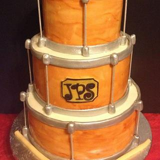 Tiered Drums