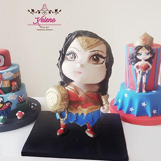Wonder woman nena
