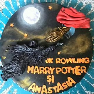 Harry Potter Basrelief- inspired