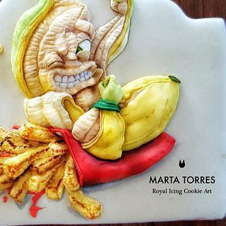 Banana Power.....!