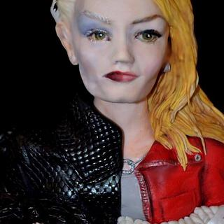 Emma Swan - OUAT Cake Collaboration