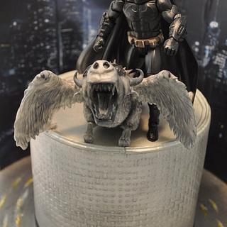 Gargoyle cake