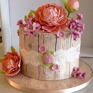 Birthday cake girl 10th
