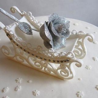 Winter cake - Cake by Wanda