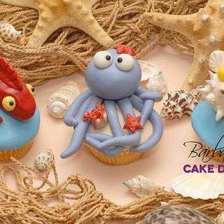 Silly summer - Cake by Barbara Perego Cake Design
