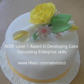 Cake Decorating Enterprise