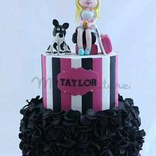 Taylor & Polo - Cake by misscouture