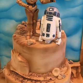 Starwars , bakers strike back !!
