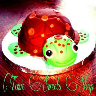 Smash Cake Turtle