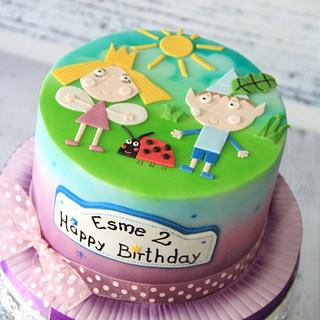Ben And Holly  - Cake by Cake Addict