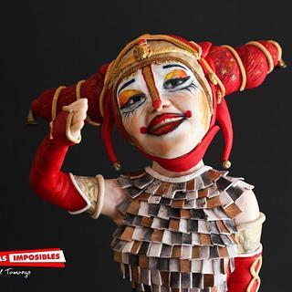 Kooza - Cirque des Gateaux Collaboration