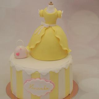 Cake for little lady