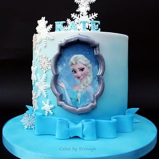 Picture frame Elsa