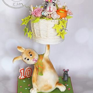 Be Carefull Bunny!!!!!