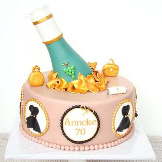 Wine cake